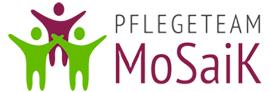 Pflegeteam MoSaiK – …weil Jeder Teil des ganzen ist! Logo